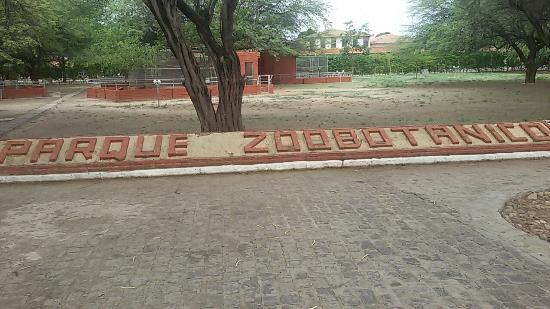 Parque Zoo-botanico da Caatinga