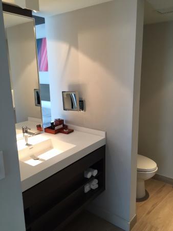 bathroom sink picture of hyatt centric south beach miami miami rh tripadvisor com