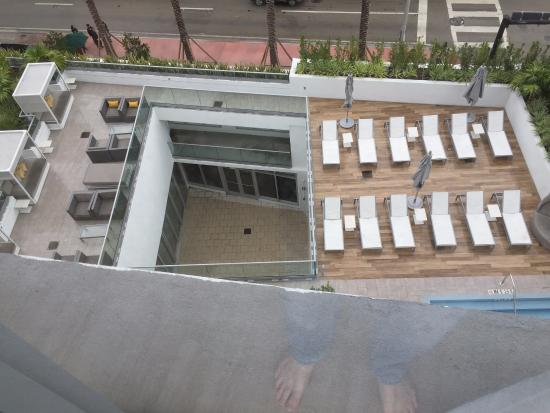 pool level view from room picture of hyatt centric south beach rh tripadvisor com