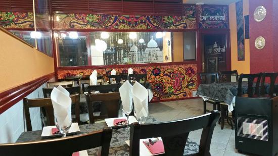 Taj Mahal Restaurant Hindu