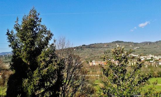 Candeli, Italia: Dalla terrazza