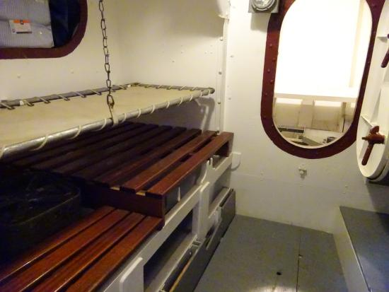 Engine Room - Picture of Save The PT Boat, Inc , Portland