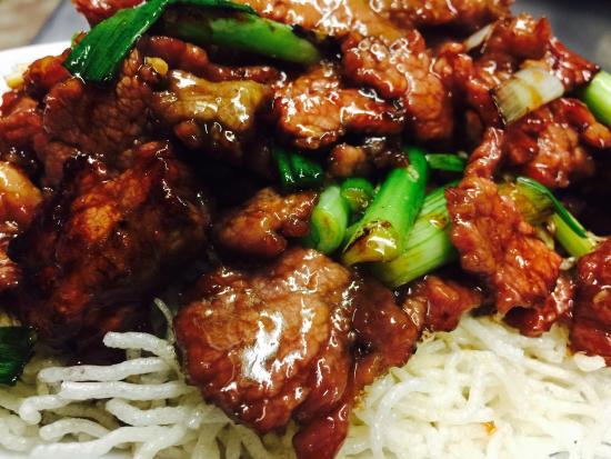 Villa Park, IL: Mongolian Beef