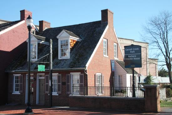 Barbara Fritchie House and Museum