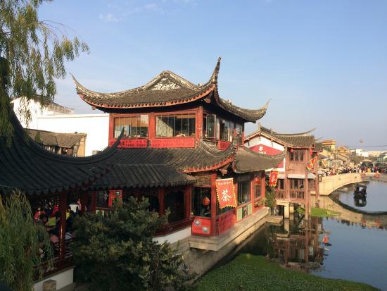 Shanghai Qibao Town
