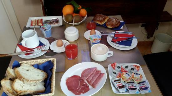 QuodLibet: Petit déjeuner pour deux