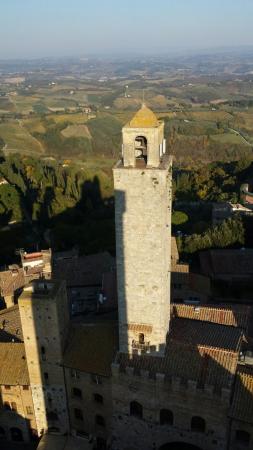 Palazzo Pubblico e Torre Grossa: Torre Grossa