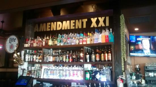 Amendment Xxi