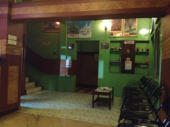 Hotel Valli : hall