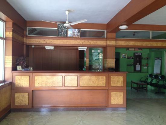 Hotel Valli : reception
