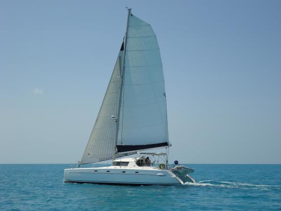 Bahamas Catamaran Charter