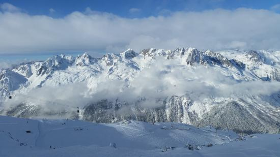 Les Grands Montets Photo