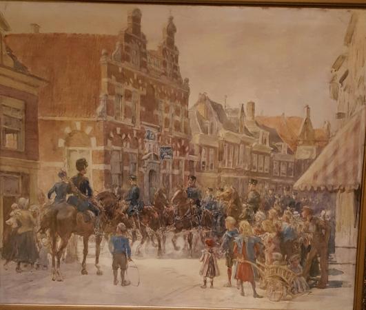 Voorburg, Holland: Swaensteyn Museum