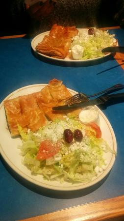 Photo of Mediterranean Restaurant Acropolis Pastries & Pies at 708 Danforth Ave, Toronto M4J 1L1, Canada