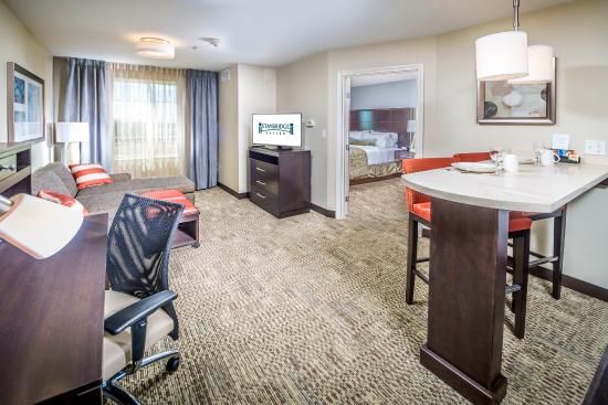 Two Bedroom Picture Of Staybridge Suites Sacramento