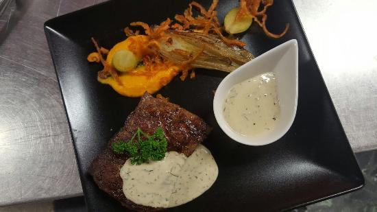 Trois Ponts, Belgio: Restaurant de la Place