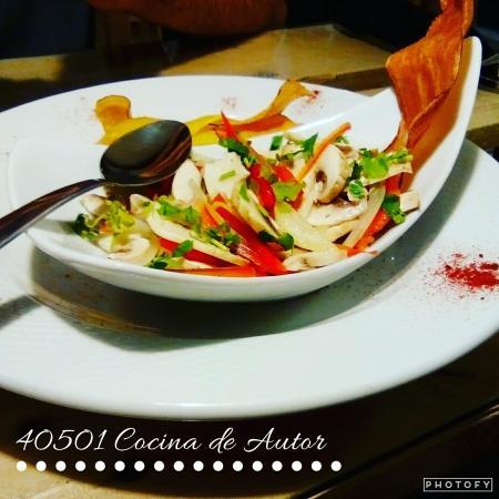 San Rafael, Κόστα Ρίκα: Ceviche Caribeño