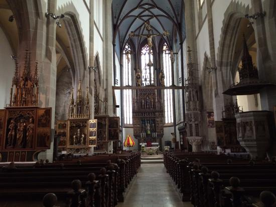 Bardejov, Slovakien: interior