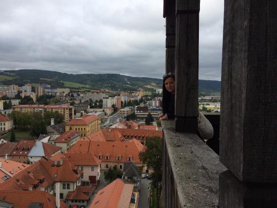 Bardejov, Slovakien: eastern view
