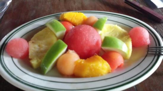 Bungalows Malu: Posto incantevole ....colazioni meravigliose!!super pulito e accoglienza meravigliosa ....Paola