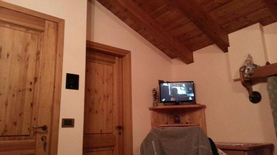 Challand Saint Anselme, Italia: Le magnifiche camere curate nei minimi dettagli
