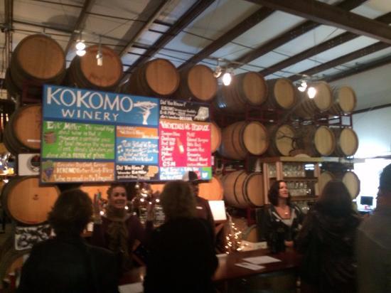 Kokomo Winery