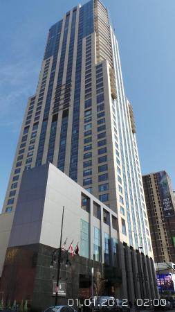 Four Seasons Hotel Denver: Four seasons hotel high in the sky
