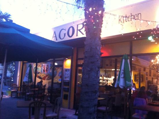 Coffee Dessert Picture Of Agora Mediterranean Kitchen West Palm Beach Tripadvisor