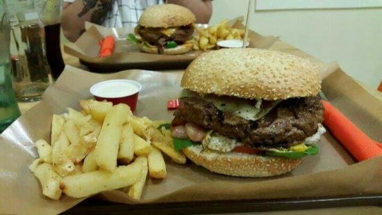 Food - Chacho Fresh Burger Photo