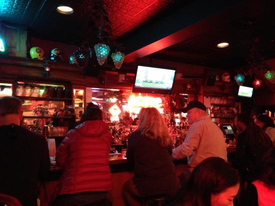 Acme Oyster House: Inside Bar
