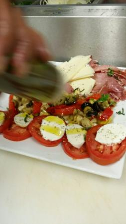 Port Jervis, estado de Nueva York: Antipasto Siciliano