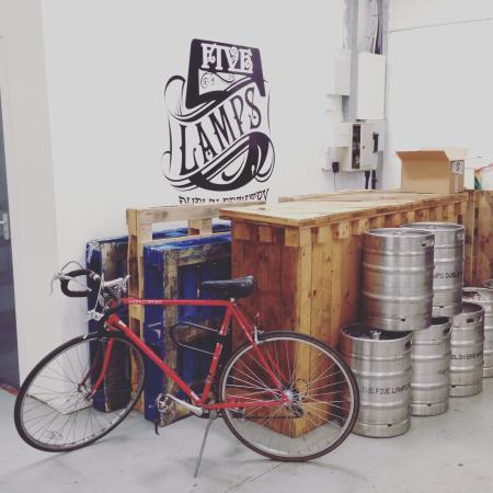 Craft Brewery Tour Dublin