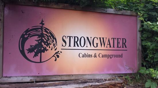 Strongwater Camping and Cabins