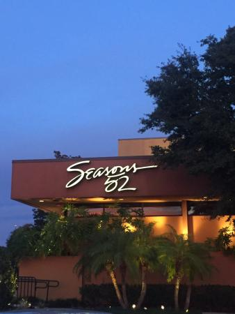 Seasons  Restaurant Altamonte Springs Fl