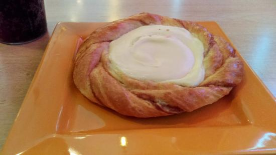 Enola, PA: Cheese Danish