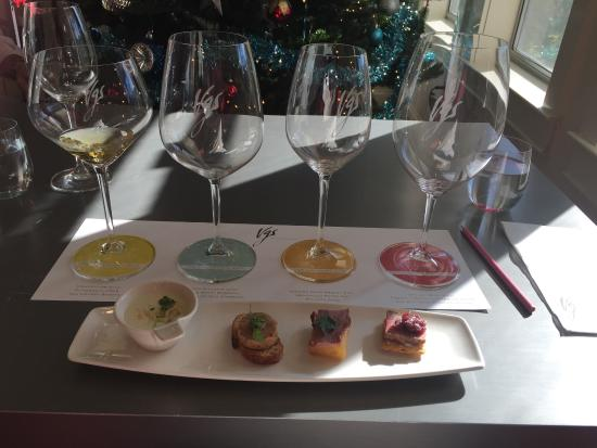 VGS Chateau Potelle: Our Food & Wine Pairing