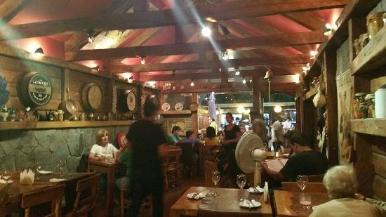 Restaurant Puerto Pucon