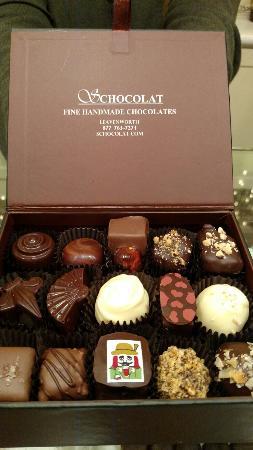 Schocolat : Best value 30 pieces of heaven.....