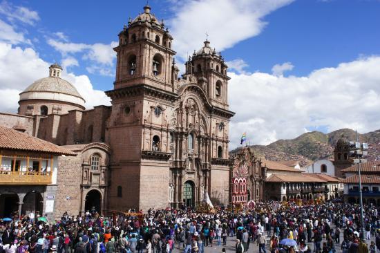Foto Novotel Cusco