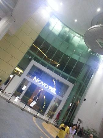 the hall right at the middle of novotel gajah mada picture of rh tripadvisor co nz