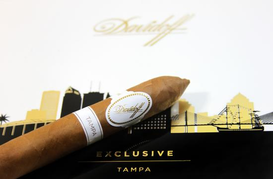 ‪Davidoff of Geneva since 1911 - Tampa‬