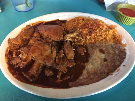 Bartow, FL: Mole Chicken