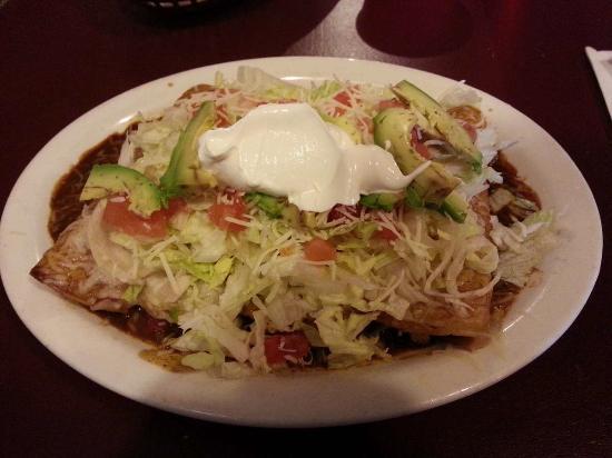 Bartow, FL: Mole Enchiladas
