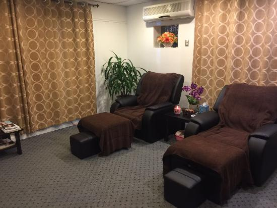 New Windsor, estado de Nueva York: foot reflexology