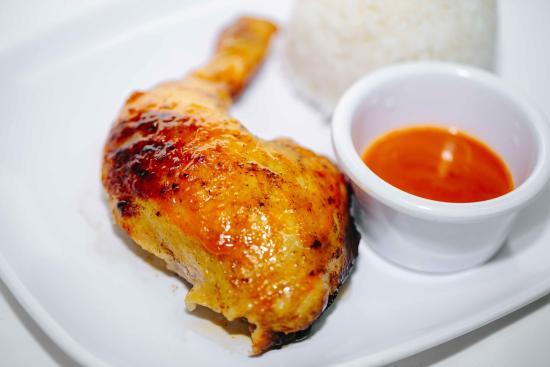 Mr.Curly Peri-Peri Chicken