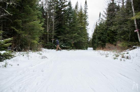 Cascade Cross Country Center: Rabbit Run Trail