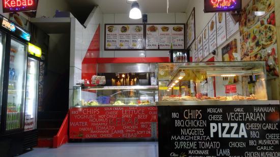 Olive Garden Kebab & Pizza