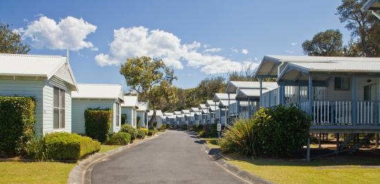 Bateau Bay, Australia: Family and Garden Cabins