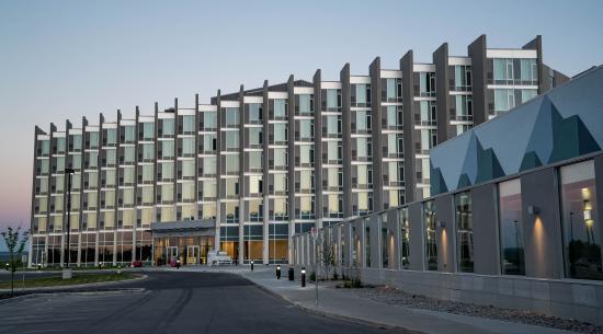 Grey Eagle Resort Hotel