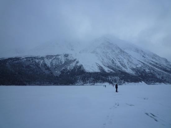 Haines Junction, แคนาดา: Kathleen Lake